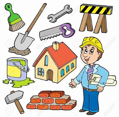 Building Clipart Renovation Clip Renovations