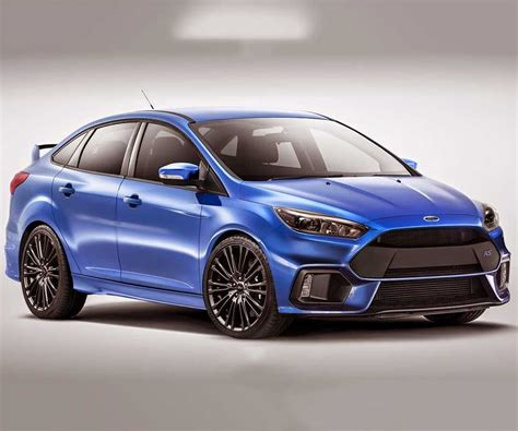 2019 Ford Focus Redesign, Release Date, Specs, Price