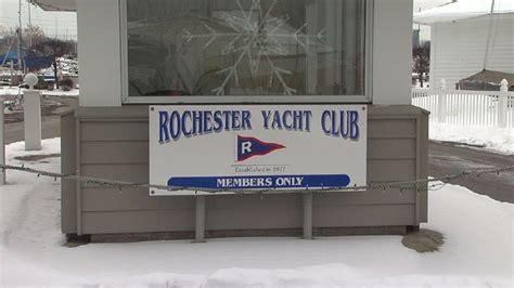 car   water  rochester yacht club wham