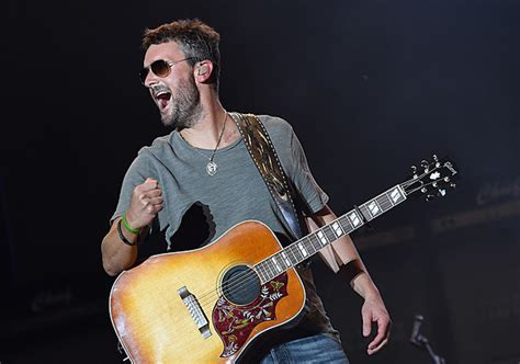 Everything We Know About Eric Church's New Album