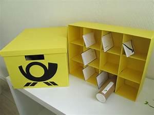 Namensschild Briefkasten Selber Machen : kinderpost selber machen inkl bastelvorlage f r postkarten ~ Frokenaadalensverden.com Haus und Dekorationen