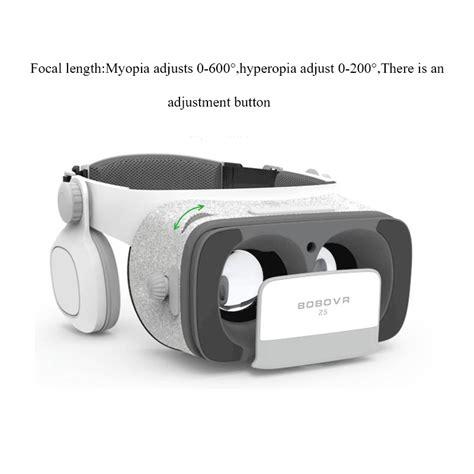 z5 bobovr goggles reality virtual bobo fov vr glasses 3d smartphone