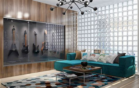 Interior Design For Musicians 2 Themed Home Designs interior design for musicians 2 themed home designs