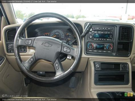 2003 Chevy Silverado Interior by Interior Dashboard For The 2003 Chevrolet Silverado