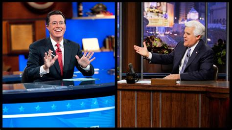 TV Ratings: Jay Leno Rises After Exit News, but Colbert ...