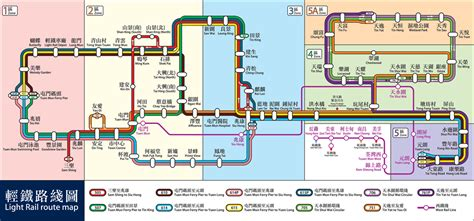 Light Rail Map by Mtr Gt Light Rail Route Map