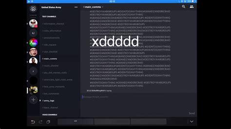 raid  discord server   banned   seconds