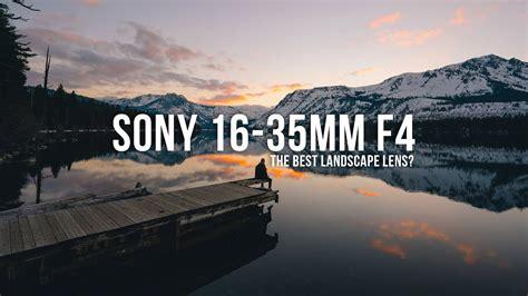 sony  mm    lens  landscape photography