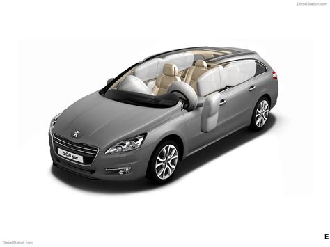 Peugeot 508 Sw 2018 Exotic Car Picture 13 Of 26 Diesel