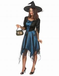 Blaue Latzhose Damen : kost m blaue hexe f r damen kost me f r erwachsene und g nstige faschingskost me vegaoo ~ Yasmunasinghe.com Haus und Dekorationen