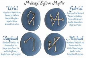 archangel gabriel symbol - Google Search | winged watchers ...