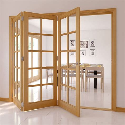 Trifold Door &  Homely Ideas Tri Fold Closet Doors