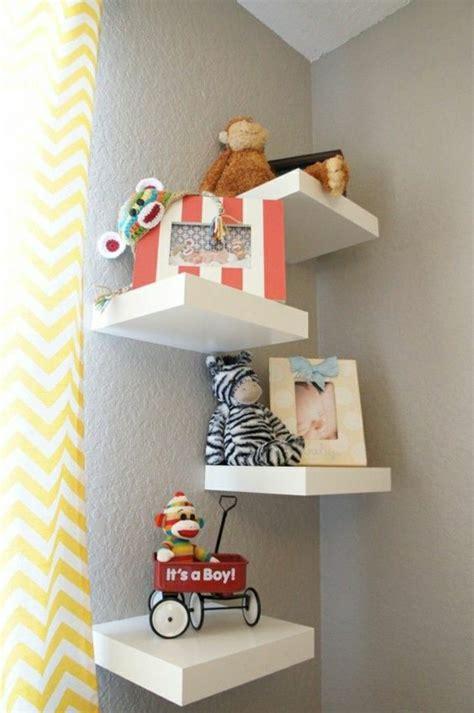 étagère murale pour chambre bébé etagere chambre enfants tagre murale chambre bb 88 ides