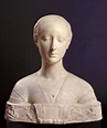 Bust of a woman, possibly Ippolita Maria Sforza | Works of ...