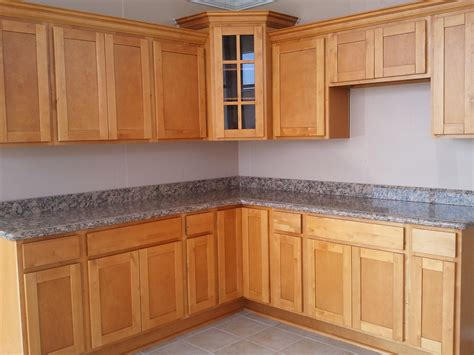 unfinished maple kitchen cabinets decorating your interior design home with fresh wood 6632