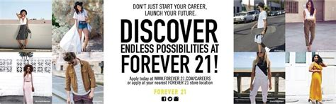 Forever 21 Job Application & Employment Resources Job