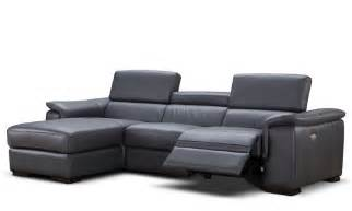 Power Sofa Recliners Leather alba premium leather power reclining sectional usa