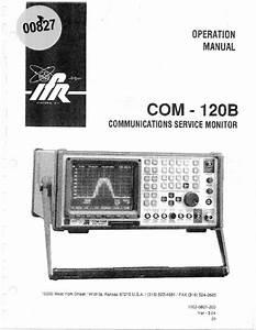 Ifr -- Com-120b
