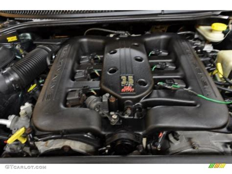 3 5 Chrysler Engine by 1999 Chrysler 300 M Sedan 3 5 Liter Sohc 24 Valve V6