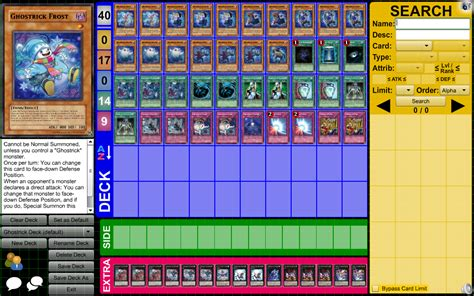 yugioh ghostrick deck ghostrick deck my yu gi oh deck wiki