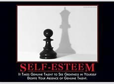 Self Esteem pawn Despair, Inc