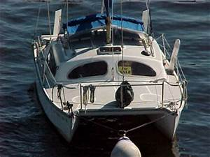 Hirondelle 23 Used Catamaran By Swallow Yachts For Sale