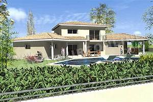 plan de maison bartavelle With awesome plan maison entree sud 5 plan de maison bartavelle