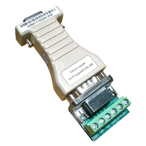 Combo Rs232 To Rs485  Rs422 Converter For Easy Data