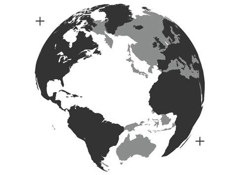 wandtattoo  globus weltkugel wandtattoosde