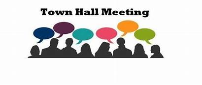 Hall Meeting Town Community Meetings Shortage Uccs