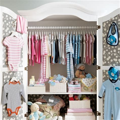 Baby Clothes Cupboard by 17 Best Ideas About Organize Baby Clothes On