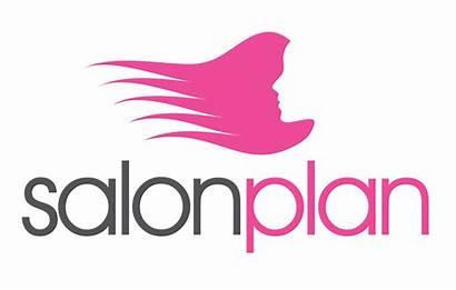 Salon Hair Logos Stylist Clipart Beauty Spa