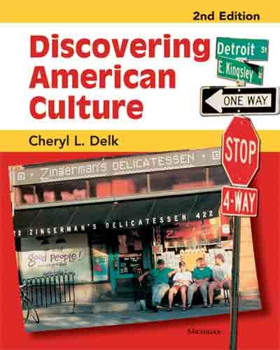 Discovering American Culture, 2nd Edition
