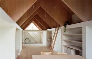 Koya No Sumika Japanese Minimalist Plywood Extension By MA
