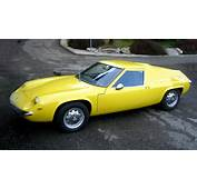 1967 Lotus Europa  Information And Photos MOMENTcar