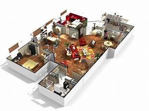 plan de maison facile exemples de plan du0027tage tre With good dessiner sa maison 3d 4 comment faire un plan de maison en 3d gratuit copie cran