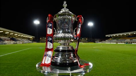 FA Cup fourth round draw completed (See full fixtures ...