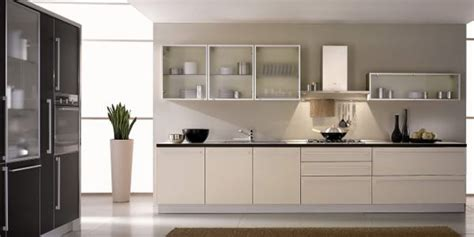 Glass Cupboards For Kitchens by 28 Kitchen Cabinet Ideas With Glass Doors For A Sparkling