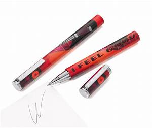 troikar writing instruments pen i feel good rollerball With good lettering pens