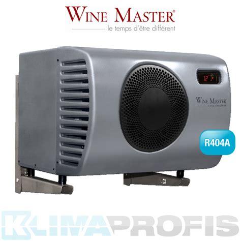 Klimaanlage Für 3 Räume by Winemaster In 25 F 252 R R 228 Ume Bis 25 Cbm Monoblock