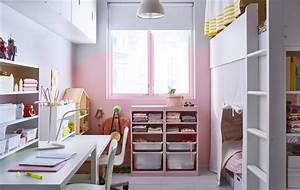 Kleines Kinderzimmer Einrichten Kreative Ideen IKEA