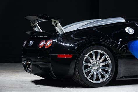 This car has a two seater capacity and is available in the petrol variant only. 2005 Bugatti Veyron in Sydney, Australia for sale (10314203)