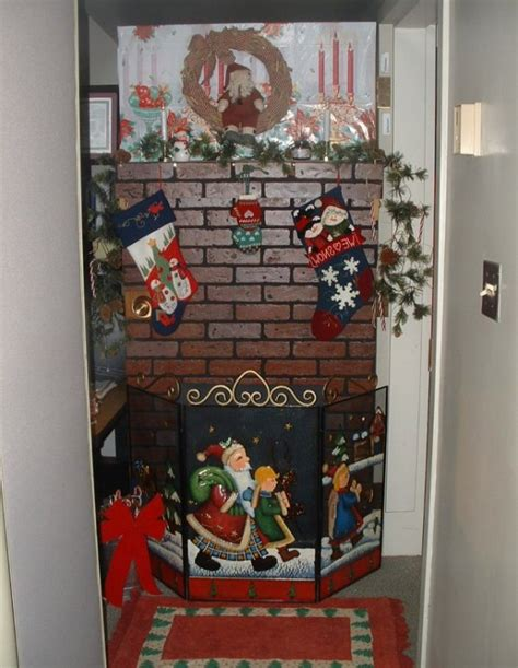 office christmas decorations ideas magment