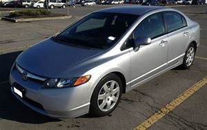 Buy Used 2007 Honda Civic Lx Silver Sedan 5
