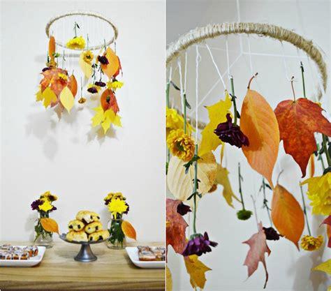 decoration d a faire soi meme d 233 coration automne pour se plonger dans l ambiance de la saison