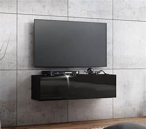 Tv 105 Cm : banc tv lowboard suspendu meuble tv longueur 105 cm front haute brillance ebay ~ Teatrodelosmanantiales.com Idées de Décoration