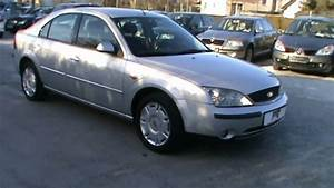 Ford Mondeo 2002 : 2001 ford mondeo trendline review start up engine and in depth tour youtube ~ Medecine-chirurgie-esthetiques.com Avis de Voitures