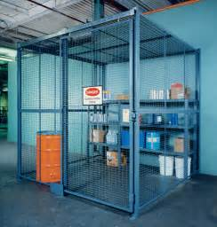 Large Lockable Storage Cabinets by Secure Storage Cages With Locks For Evidence Storage