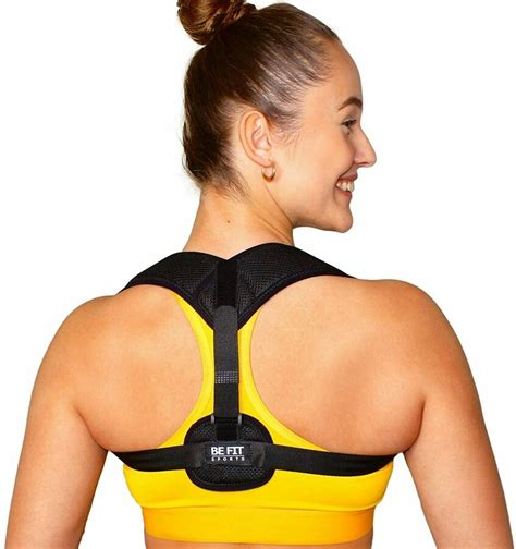 BeFit Posture Corrector Back Brace $25.99 (13% off ...