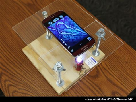 researchers invent inexpensive diy smartphone microscope technology news
